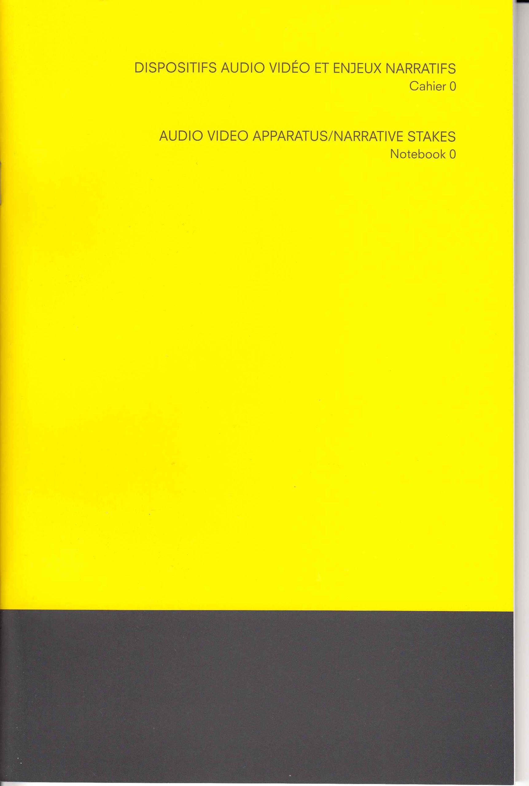 Nouvelles formes narratives, 2003-2007