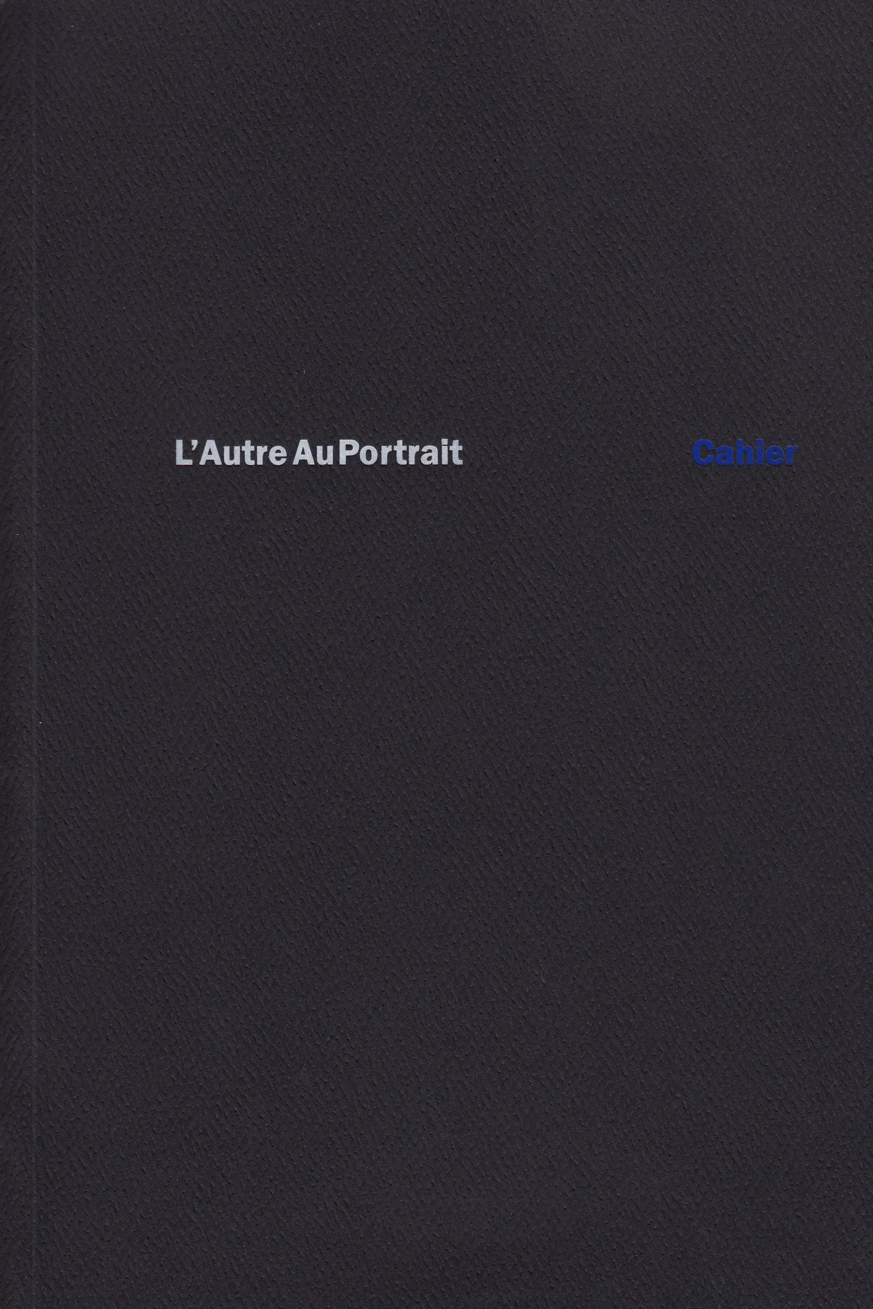 L'AUTRE AU PORTRAIT, 2008