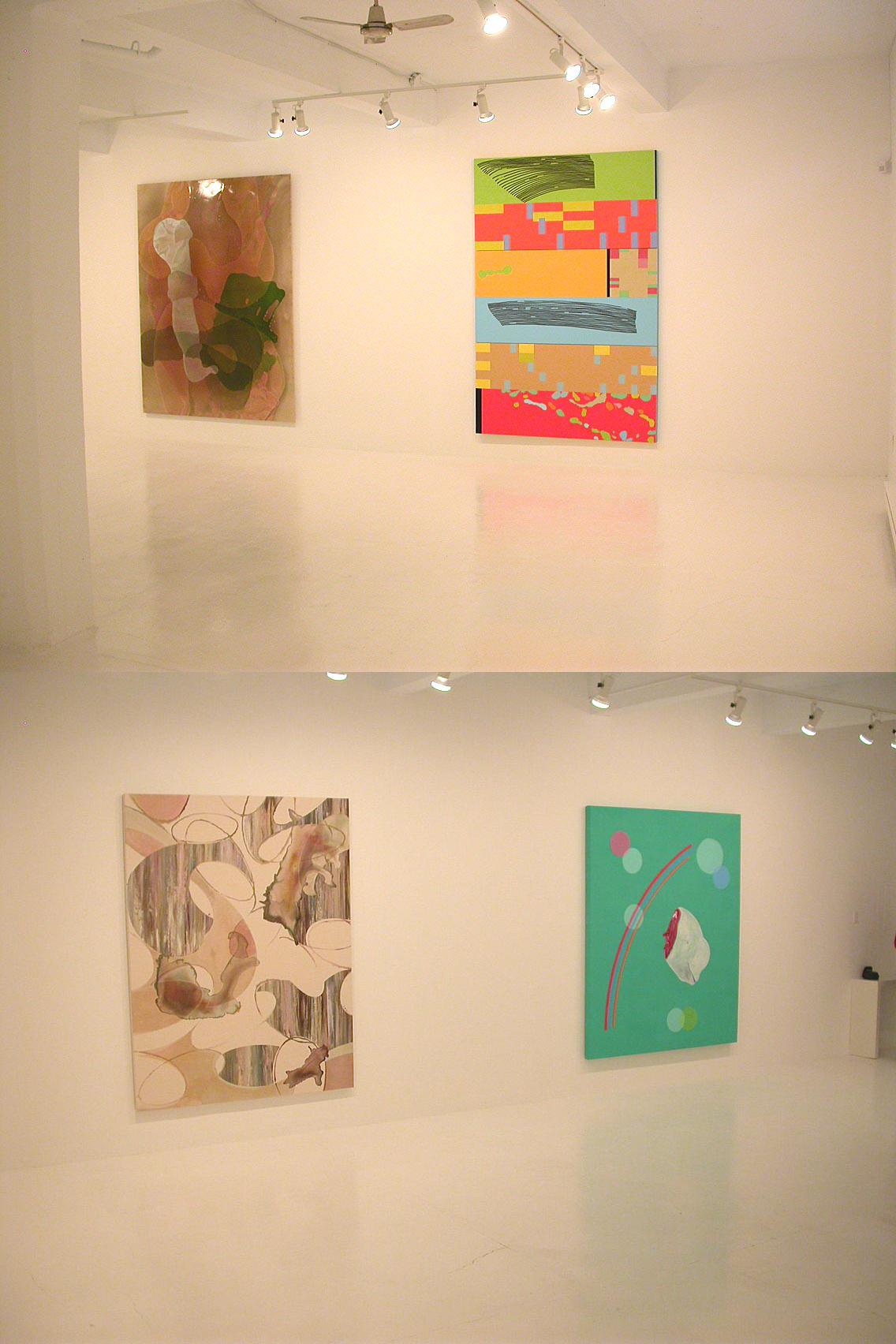 Les lieux de la couleur, 2004