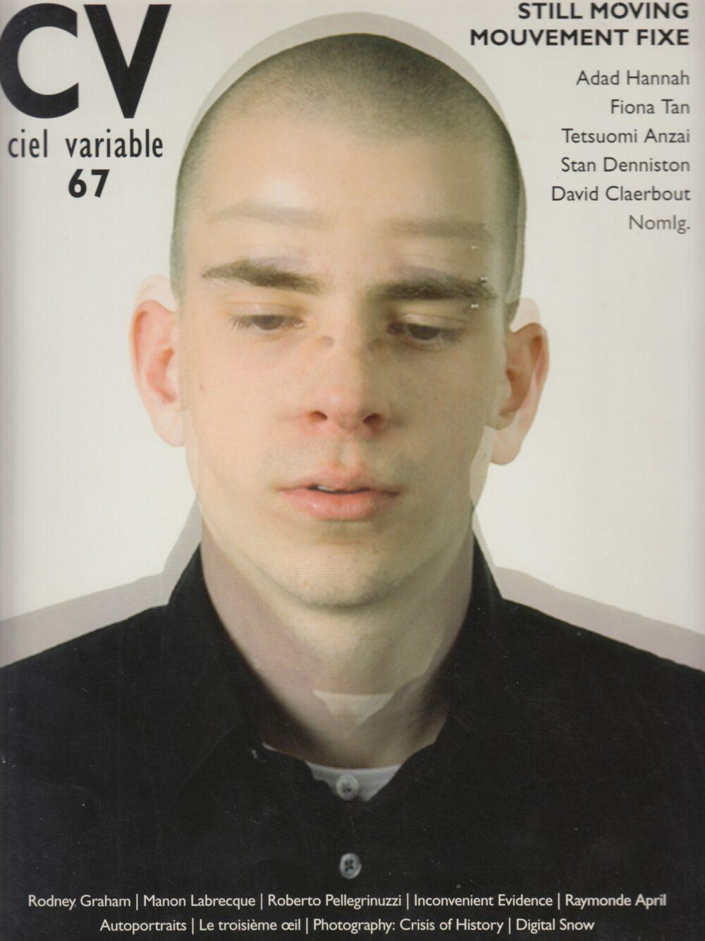 Michael Snow Digital Snow, CV-Ciel Variable 67, 2002
