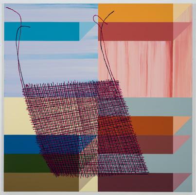 Suite Outsvolskaïa Peinture, 2014-2019