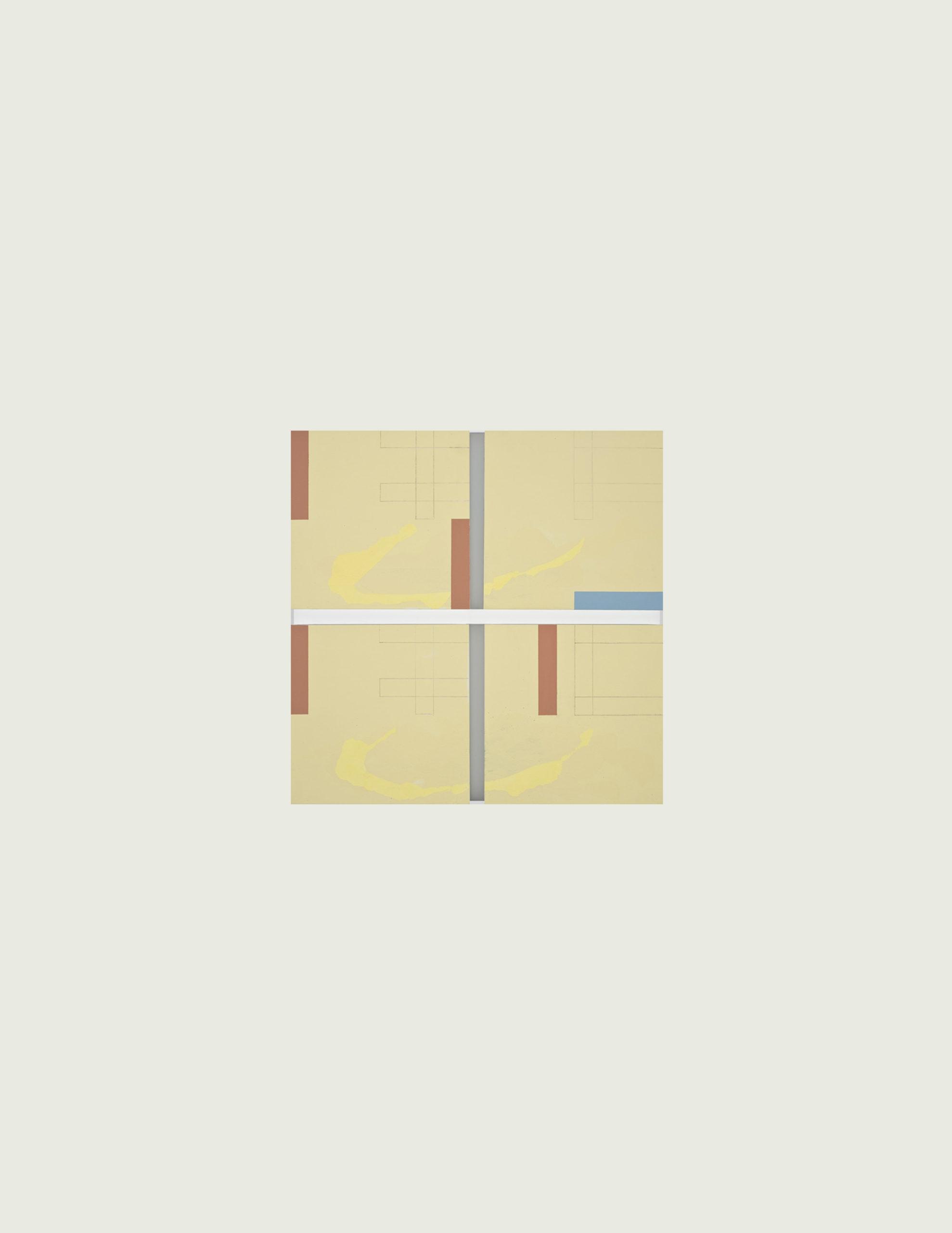 Petits tableaux et études [Suite Feldman], 2008 – 2015
