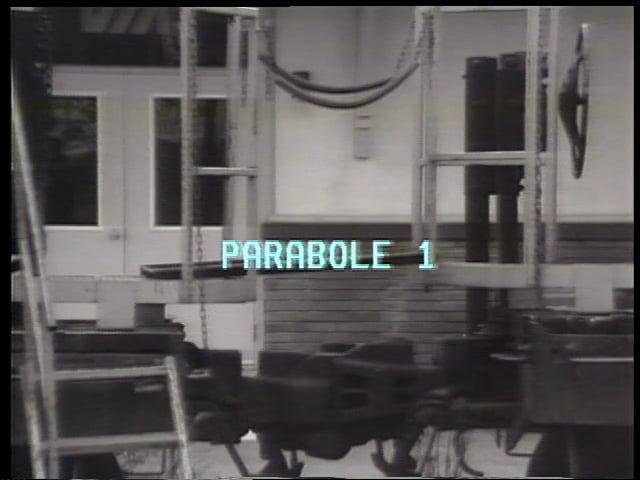 Parabole I avec Roméo Savoie, 1989
