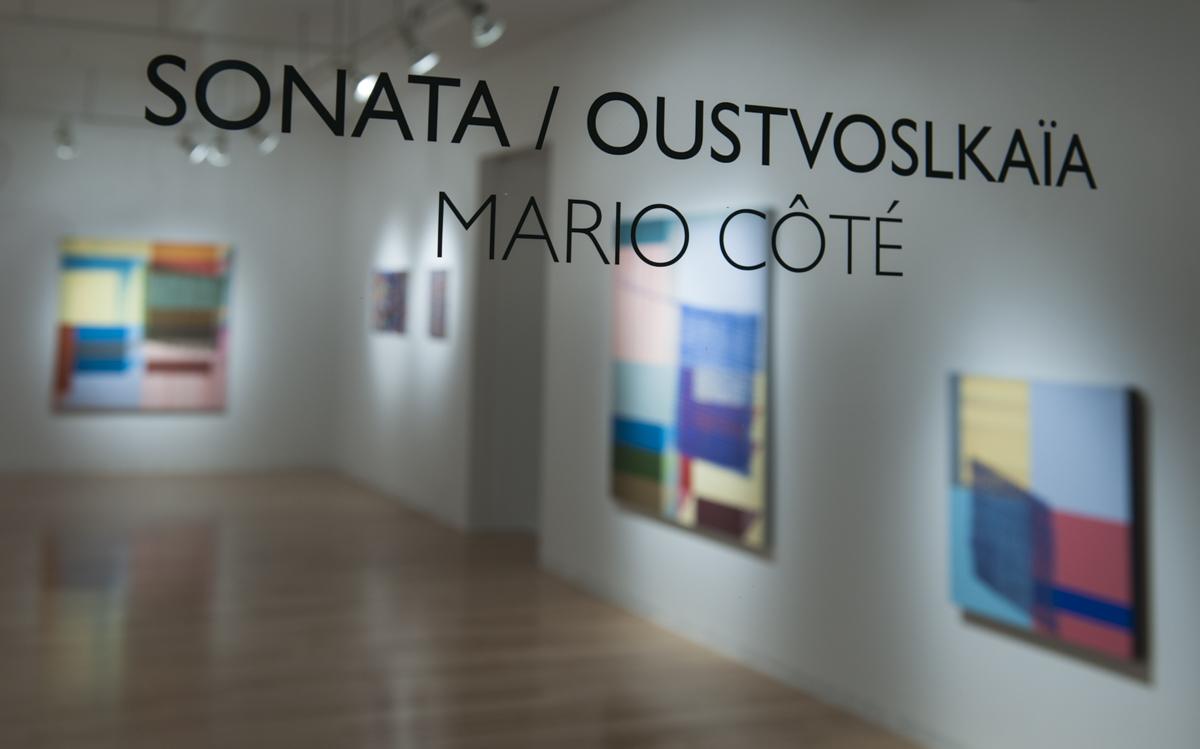 Expositions Sonata/Outsvolskaïa 2016