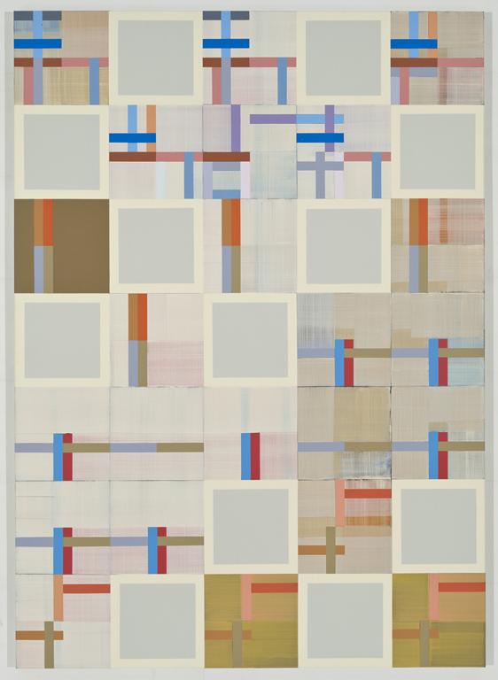 Suite Feldman Peinture [Crippled Symmetry], 2007 – 2015