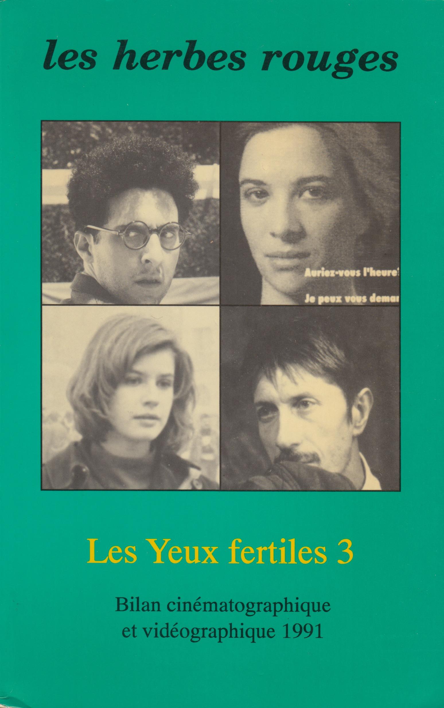 Traces d'une année, 1991