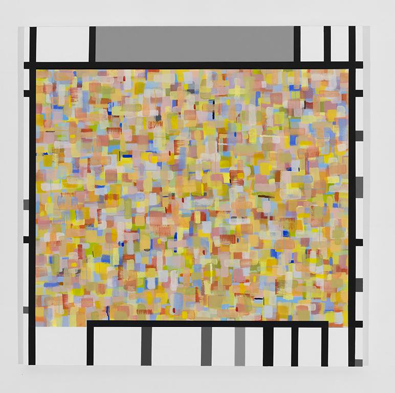 Murs d'atelier/Mondrian