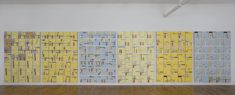 Expositions Série Crippled Symmetry [Feldman]